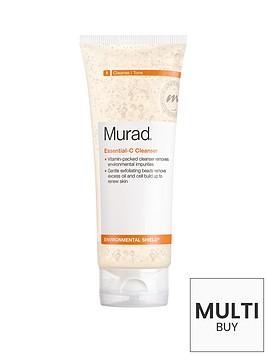 murad-environmental-shield-essential-c-cleanser-200ml-free-murad-essentials-gift