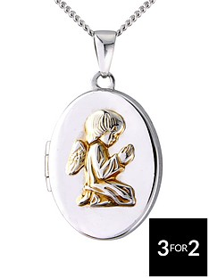 keepsafe-angel-locket-in-sterling-silver-with-a-yellow-rhodium-finish
