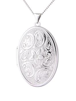 the-love-silver-collection-sterling-silver-oval-6-picture-locket