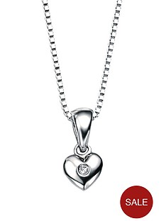 d-for-diamond-childrens-sterling-silver-heart-pendant