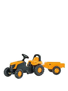 rolly-toys-jcb-tractor-and-trailer