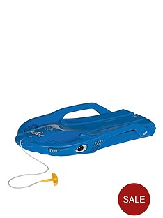 rolly-toys-snow-shark-sledge