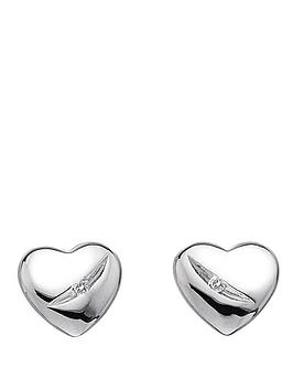 hot-diamonds-shooting-star-sterling-silver-and-diamond-heart-earrings