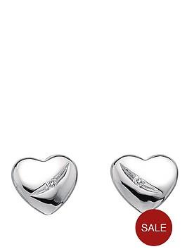 hot-diamonds-shooting-star-sterling-silver-and-diamond-heart-earrings