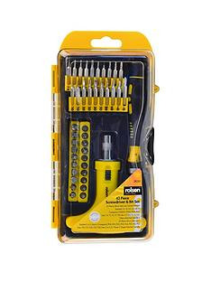 rolson-42-piece-screwdriver-and-bit-set