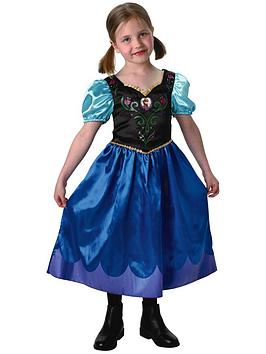 Photo of Disney frozen girls classic anna - child costume age 3-8 years
