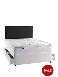 silentnight-celine-deluxe-pillowtop-divan-with-optional-storage