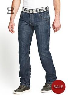 crosshatch-mens-hornet-straight-belted-jeans-stonewash