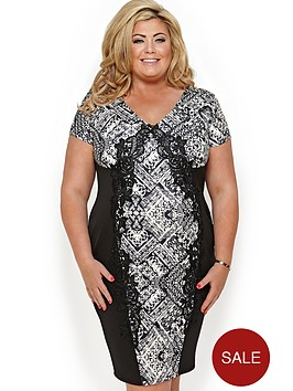 gemma-collins-sweden-print-dress-available-in-sizes-16-24
