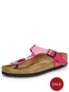 birkenstock-gizeh-pink-toe-post-sandals