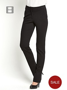 south-petite-ponte-straight-trousers