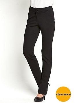 south-petite-ponte-straight-trousers