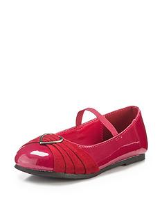ladybird-mercy-toddler-girls-heart-ballerina-slip-on-shoes