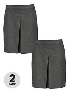 top-class-girls-kick-pleat-skirt-2-pack