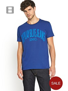 replay-blue-jeans-t-shirt