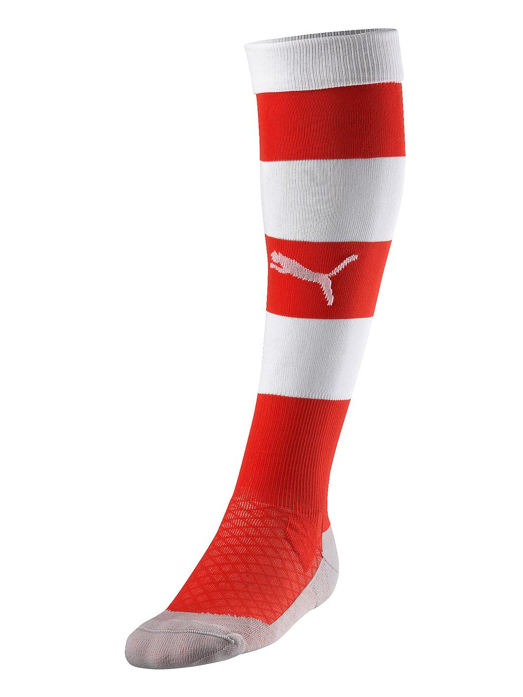 Kids Arsenal Football Socks Size   Shoe Size
