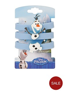 disney-frozen-olaf-jelly-wristbands