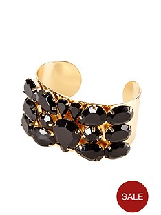 black-jewelled-gold-cuff
