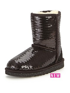 ugg-girls-classic-short-sparkles-boot