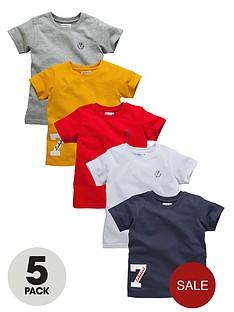 ladybird-boys-pack-5-t-shirts