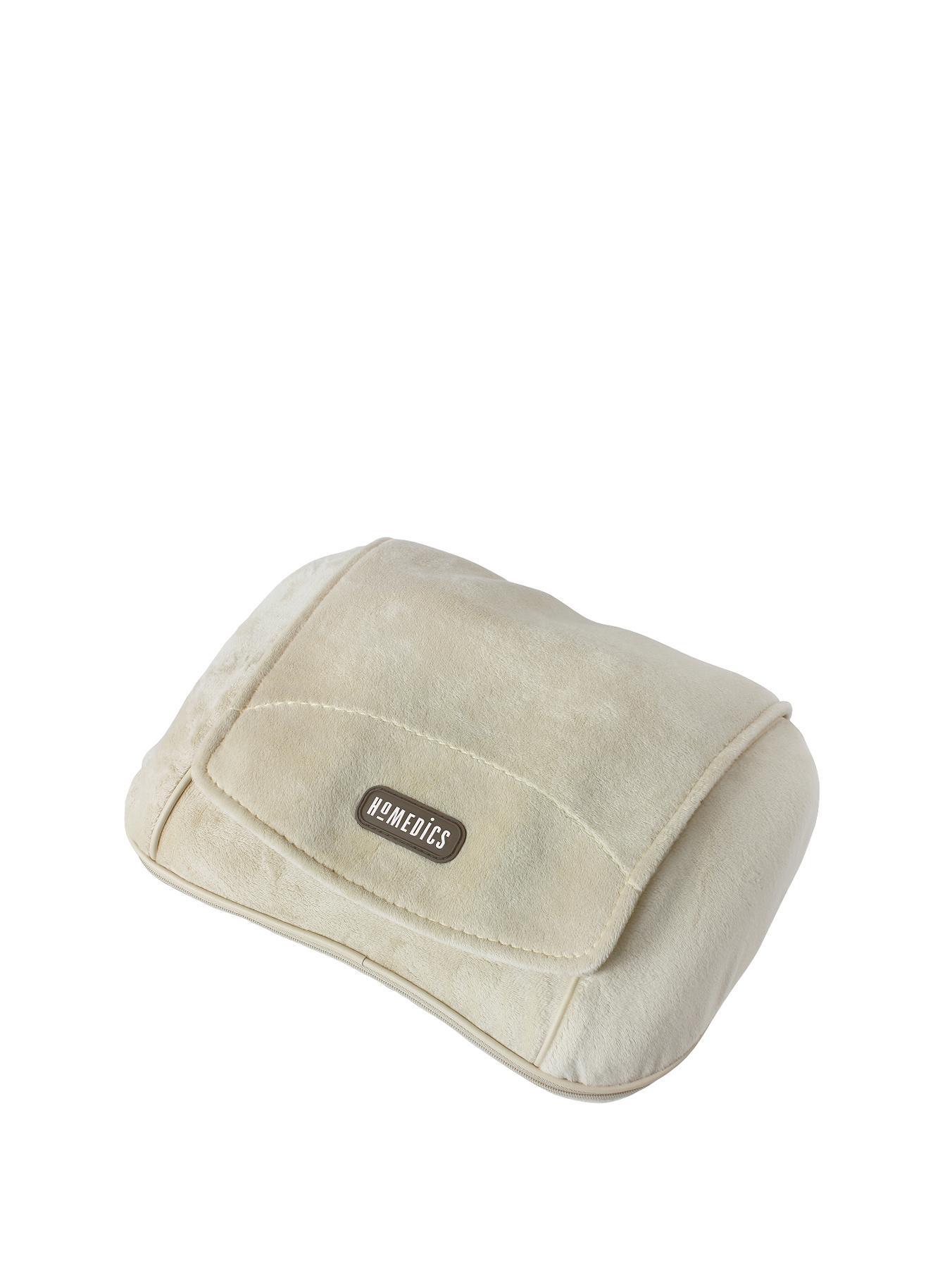 Homedics Shiatsu Massage Pillow - Grey