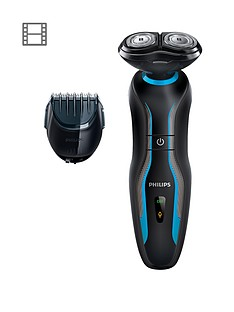 philips-ys52717-click-and-style-2-in-1-shave-and-stubble
