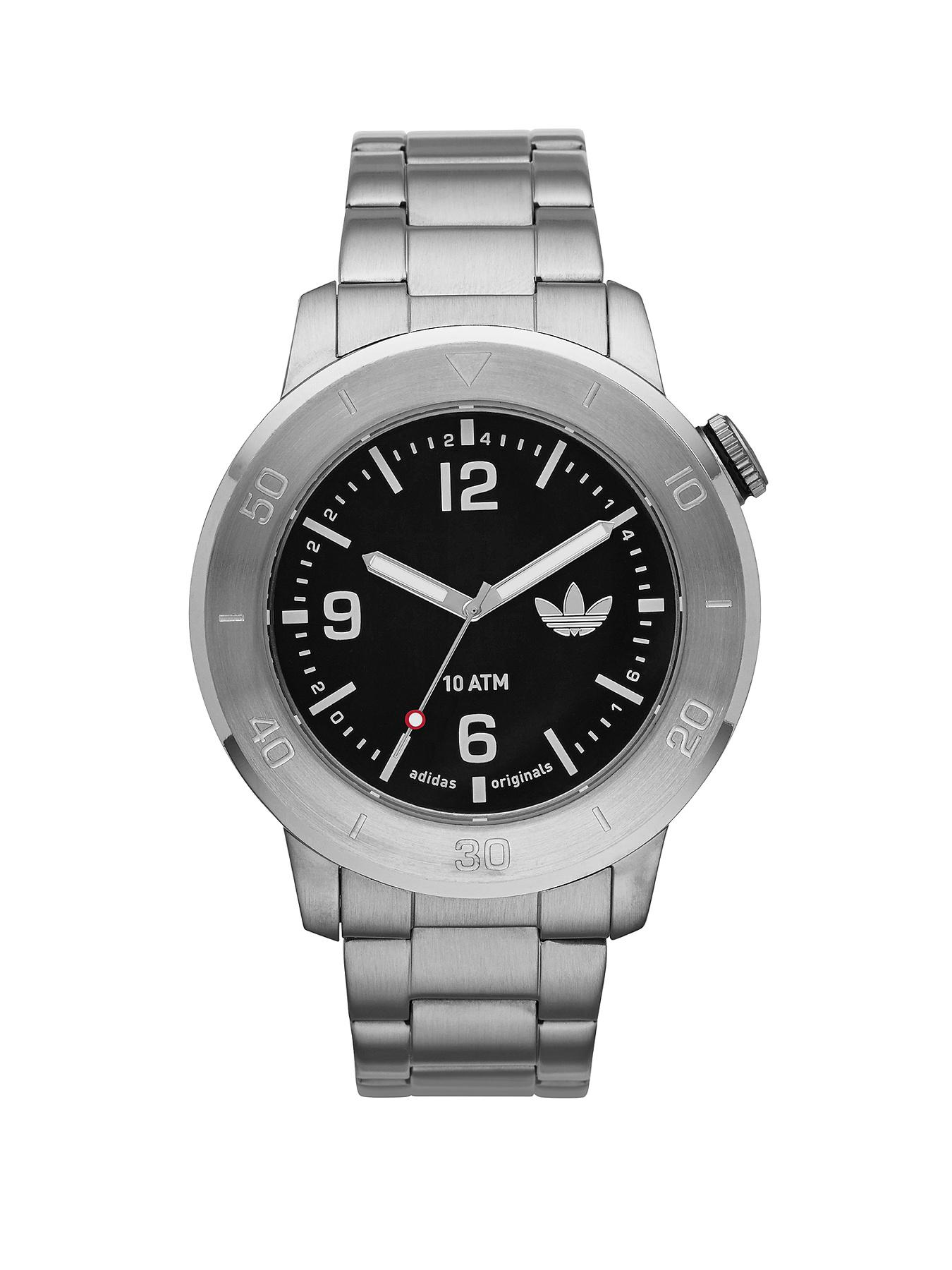 adidas Manchester Stainless Steel Mens Watch