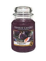 Large Jar Wild Fig Candle