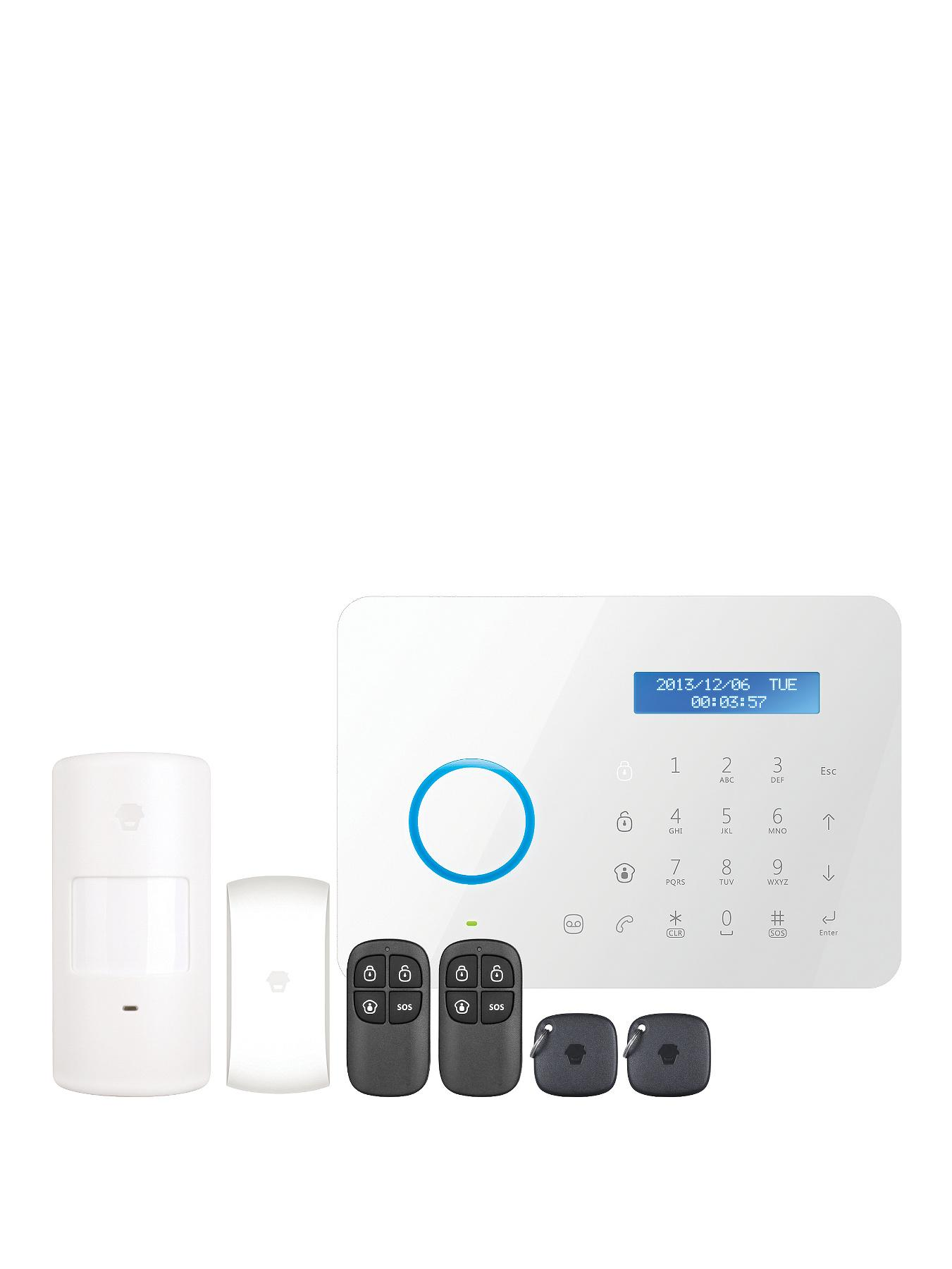 miGuard Wireless Communicating Alarm System