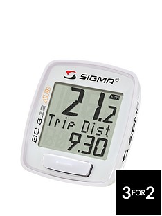 sigma-8-function-wireless-bicycle-computer