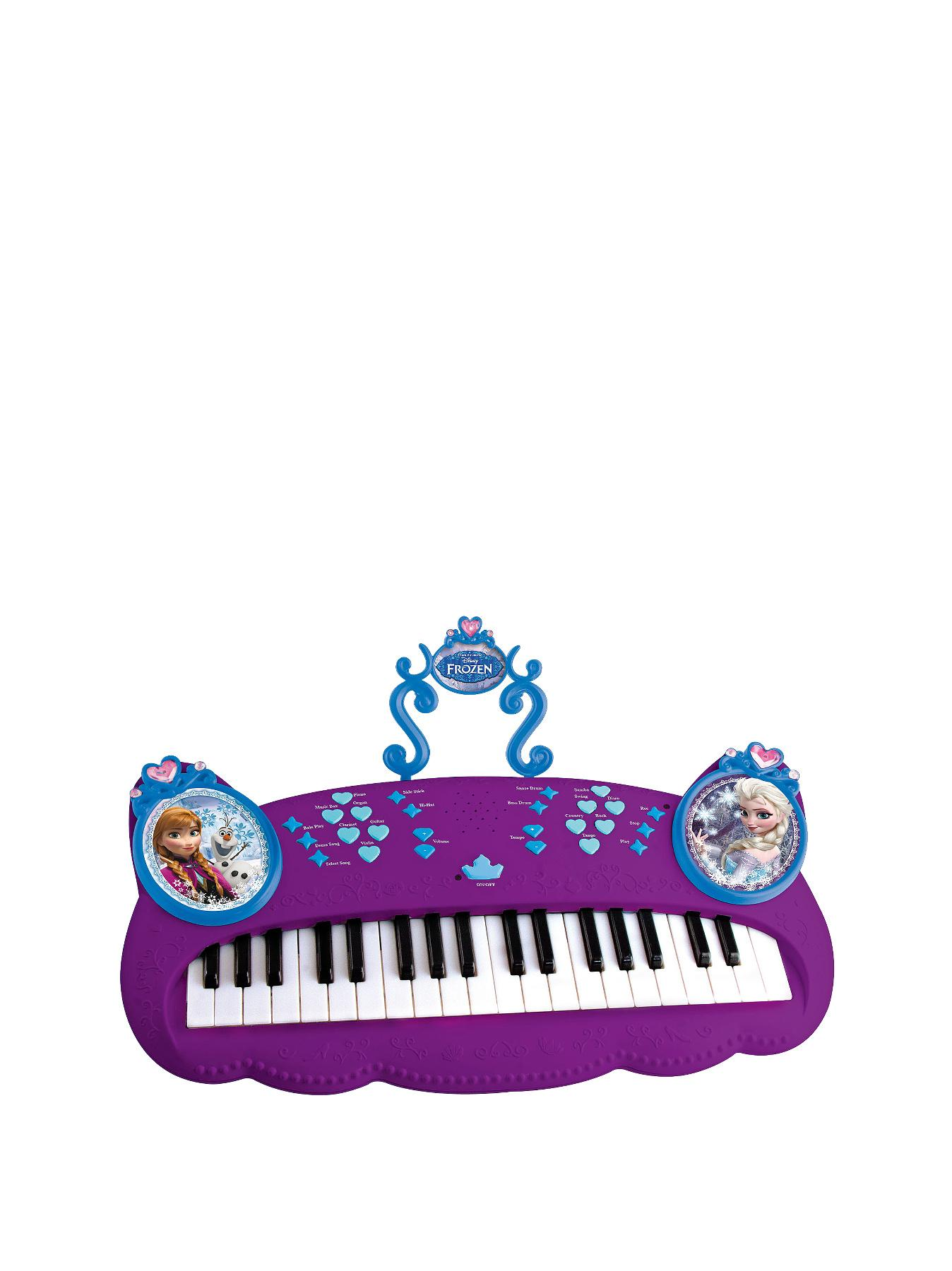 Disney Frozen Keyboard