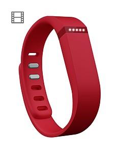 fitbit-flex-witreless-activity-sleep-wrist-band-red