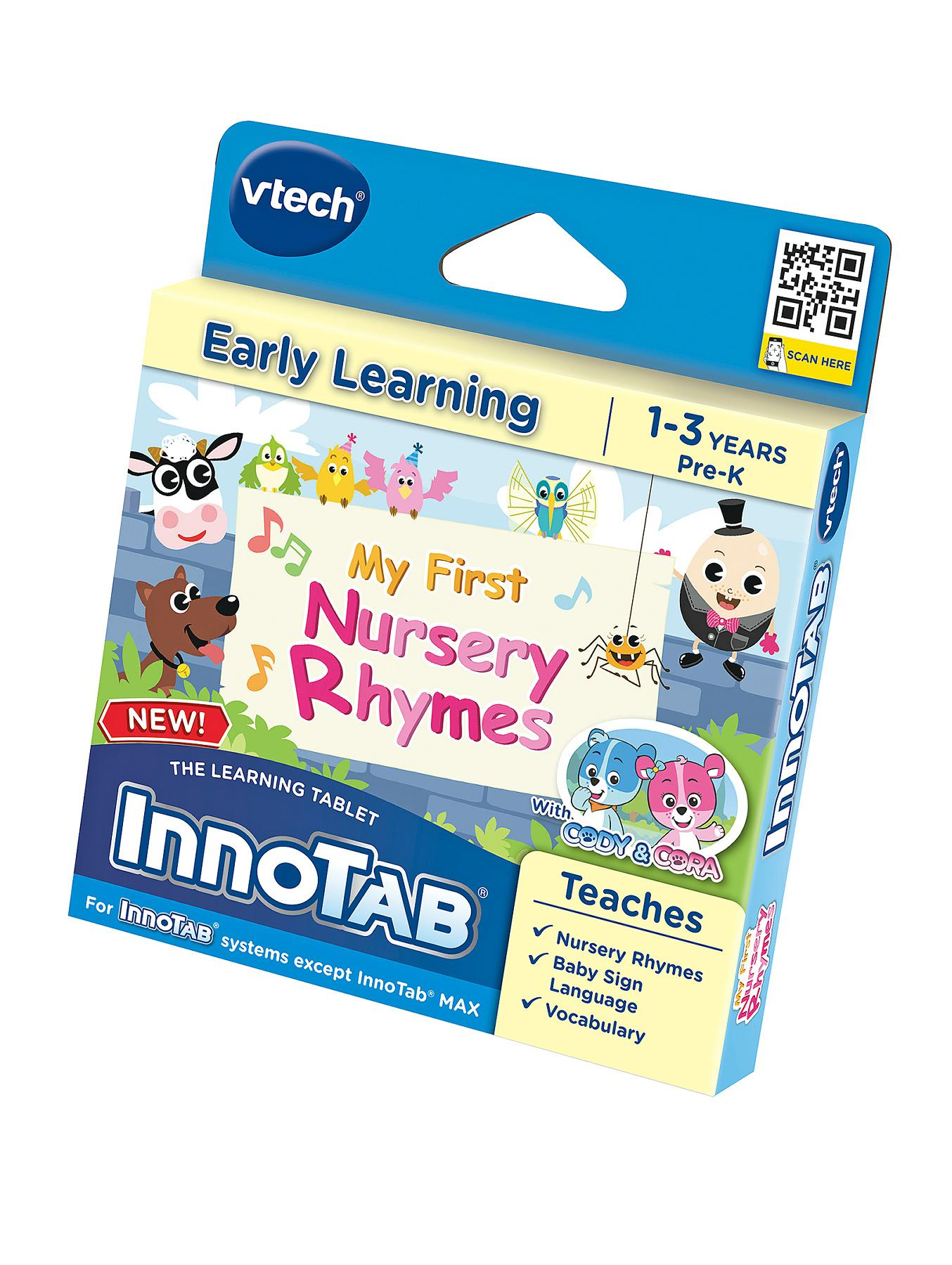 VTech Innotab Cody and Cora Nursery Rhymes