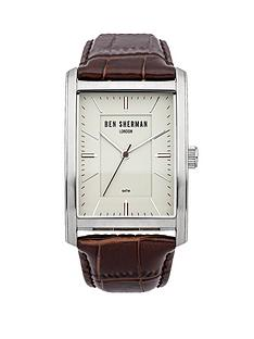 ben-sherman-white-dial-brown-leather-strap-mens-watch