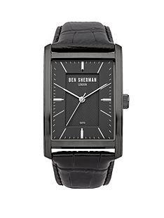 ben-sherman-black-dial-black-leather-strap-mens-watch