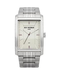 ben-sherman-white-dial-stainless-steel-bracelet-mens-watch