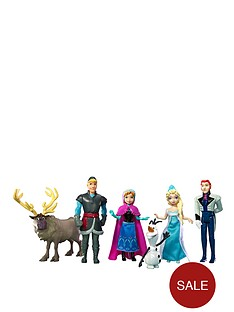 disney-frozen-small-doll-complete-story