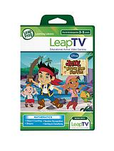 LeapTV Jake and the Neverland Pirates Learning Game