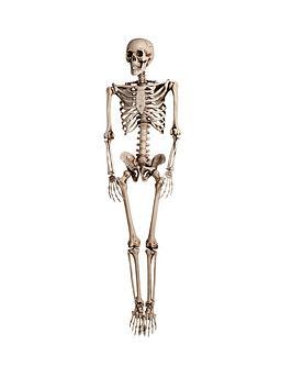 halloween-full-size-hanging-skeleton-decoration