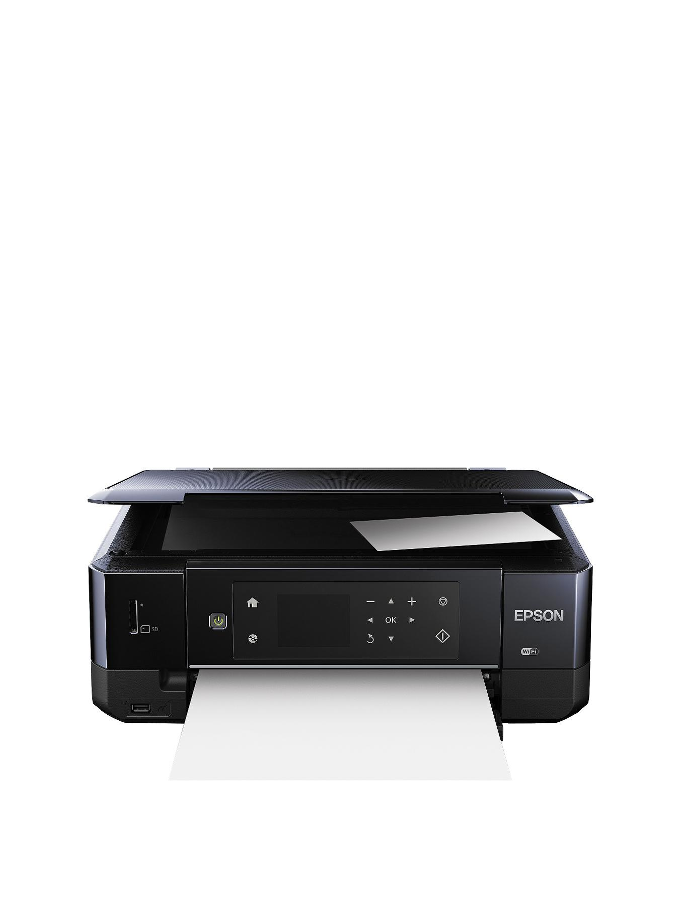Epson Expression Home XP-620 Printer - Black, Black