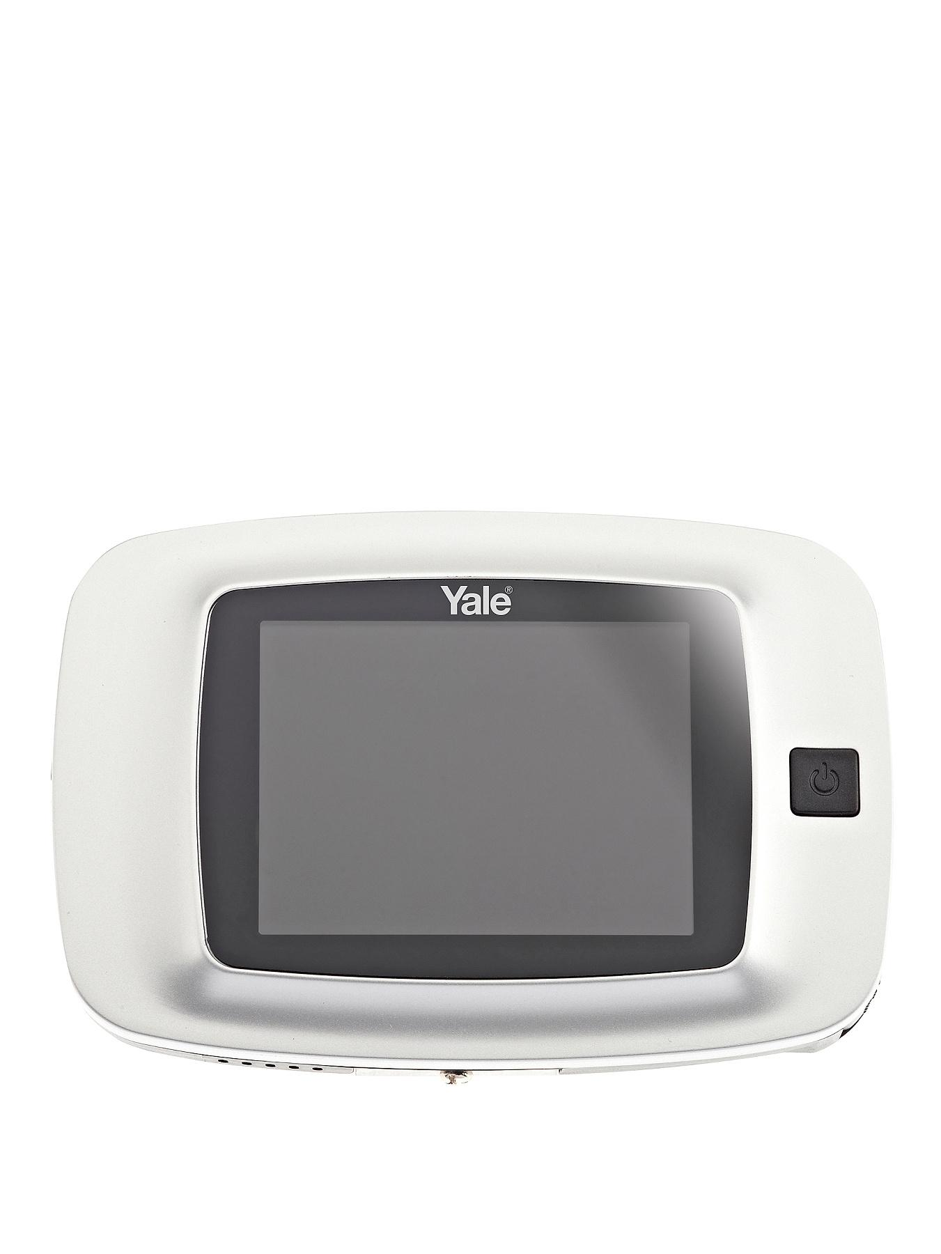 Yale Recording Digital Door Viewer with Internal Memory