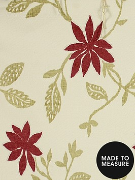 made-to-measure-fraser-3-inch-pencil-pleat-curtains-red