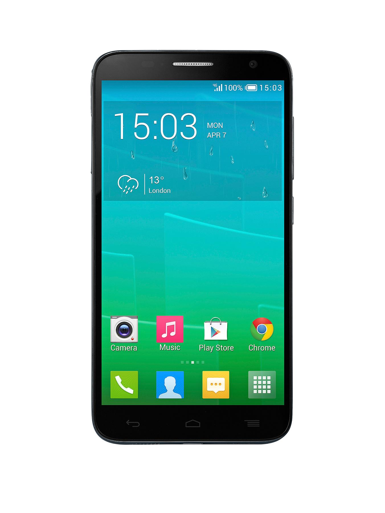 Alcatel Idol 2S Smartphone - Black