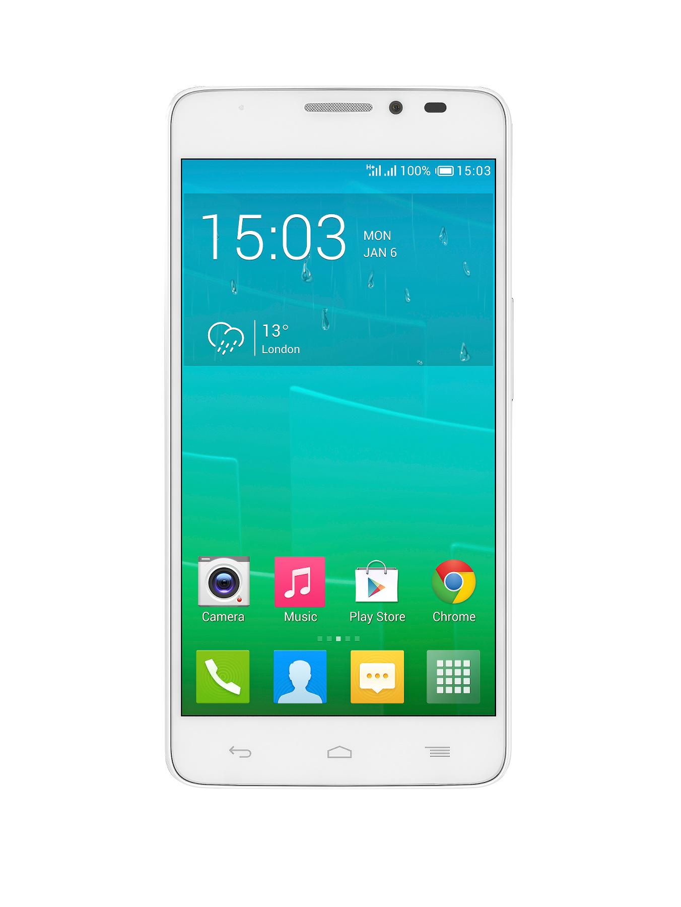 Alcatel Idol X+ Smartphone - White