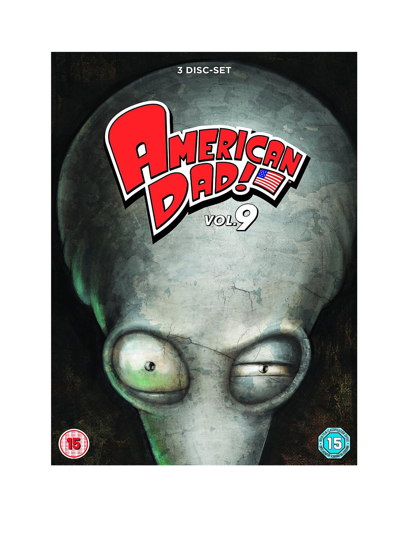 American Dad - Season 9 - DVD at Very, from Littlewoods