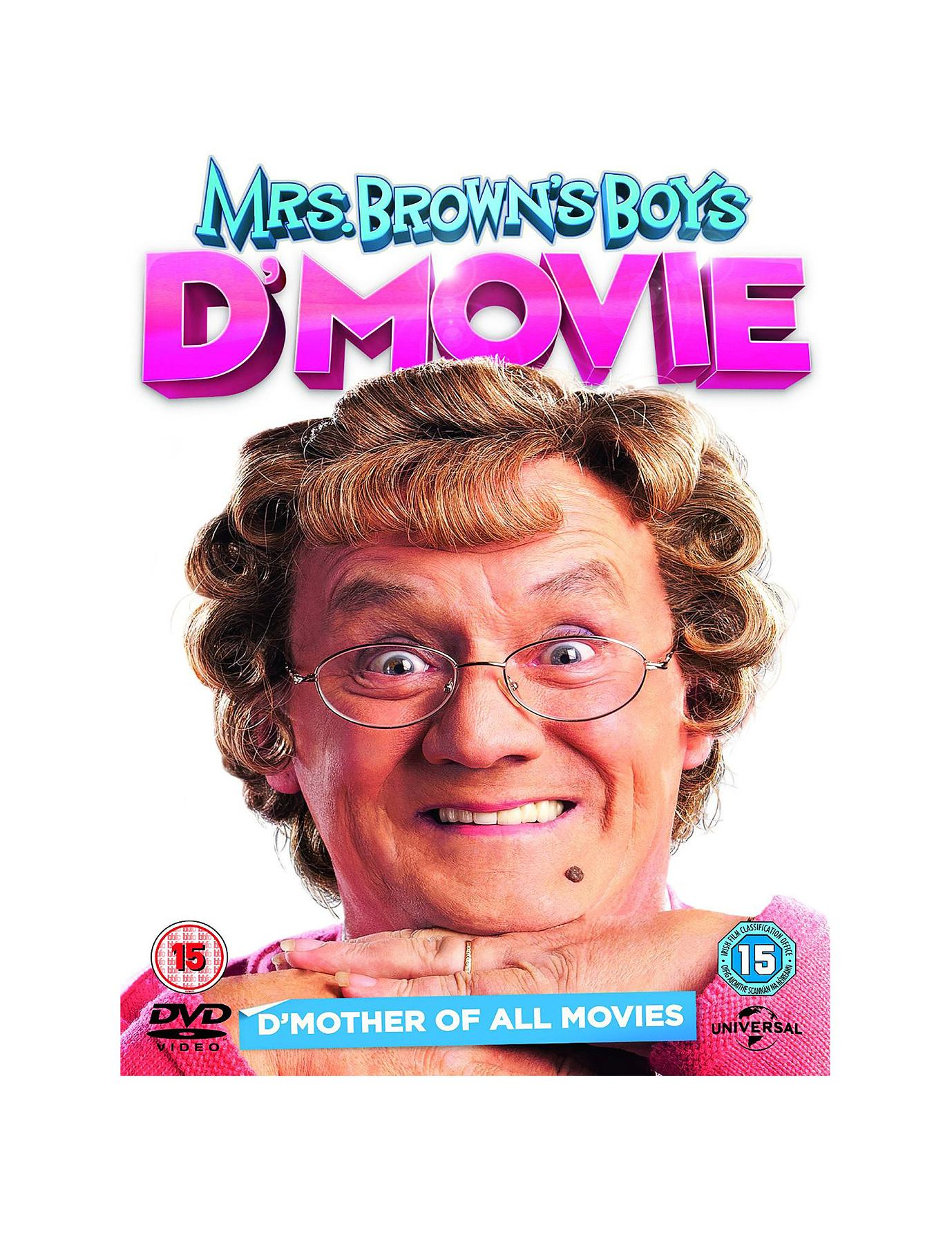 Mrs Brown's Boys D'Movie (2014) - DVD at Very, from Littlewoods
