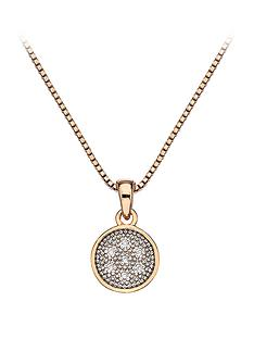 hot-diamonds-stargazer-18-carat-rose-gold-plated-sterling-silver-circle-pendant