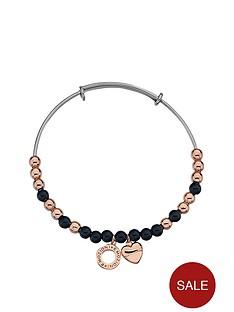hot-diamonds-emozioni-rose-gold-plate-and-black-glass-heart-bangle