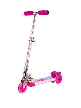 ozbozz-cosmic-light-scooter-lilac-and-pink