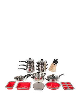 morphy-richards-19-piece-home-starter-kitchen-set